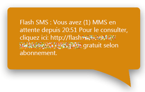 Exemple message SMS_1