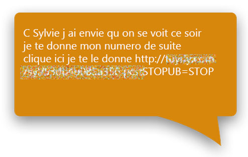 Exemple message SMS_2