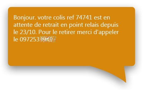 Exemple message SMS_3
